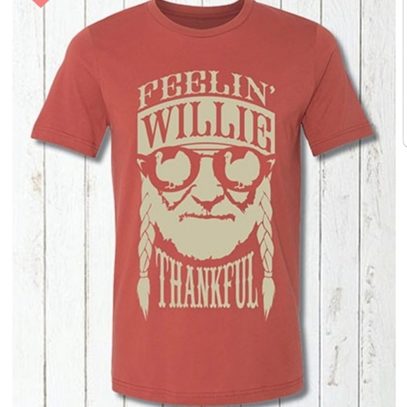 Bella Canvas Tops - 🍂Feeling Willie Thankful T-shirt 🍂🦃